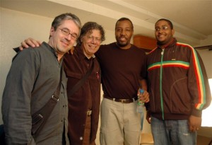 Chick Corea, Donald Brown and Keith