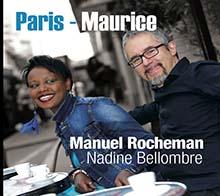 Album cover Paris Maurice Manuel Rocheman