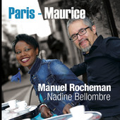 Paris-Maurice Album Cover