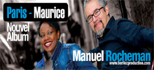 "Album ""Paris-Maurice"""